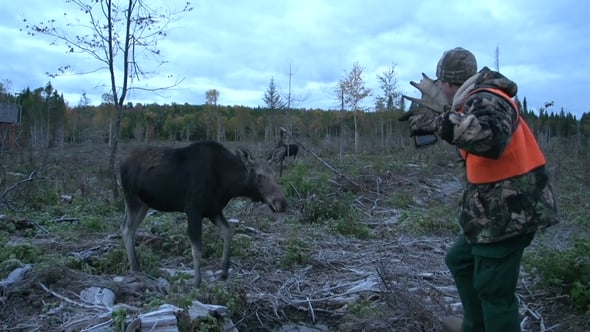 Quebec Outfitters Camp, Season 5, Episode 55, Pourvoirie Le Chasseur