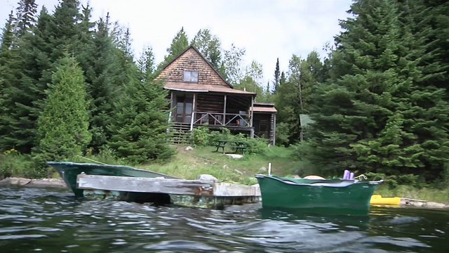 Quebec Outfitters Camp, Season 1, Episode 03 - Trudeau Outfitter