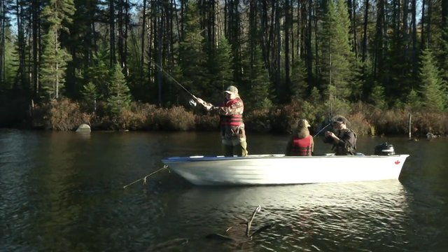 Quebec Outfitters Camp, Season 2, Episode 26 - Best moments in Outfitters