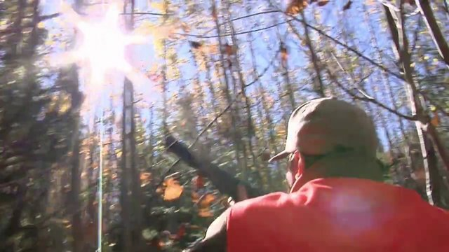 TheCamp (2010), Episode 08 - Atlantic Salmon / Woodcock hunting in Sainte-Anne River Gaspésie Qc