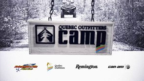 Quebec Outfitters Camp, Season 3, Episode 31 - Domaine Bazinet